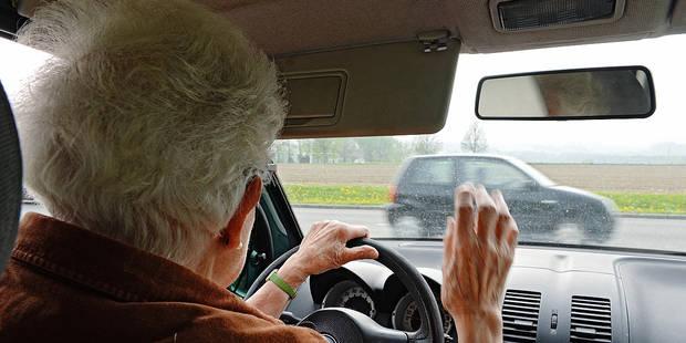 Les seniors ne conduisent pas plus mal que les autres - La DH