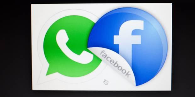WhatsApp va partager les données de ses utilisateurs avec Facebook - La DH