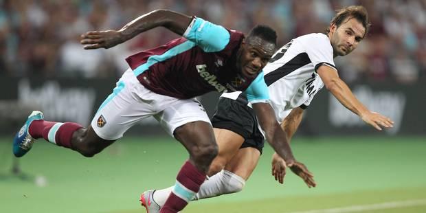 Europa League: West Ham, sans Payet, éliminé en barrages - La DH