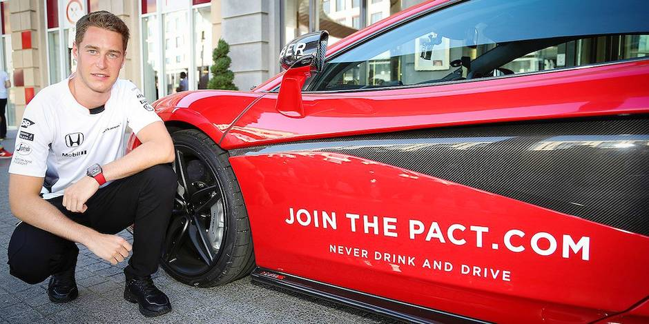 """Stoffel Vandoorne est clair: """"Un volant chez McLaren ou j'irai voir ailleurs"""" - La DH"""
