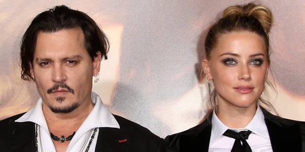 Amber Heard/Johnny Depp : la saga continue - La DH