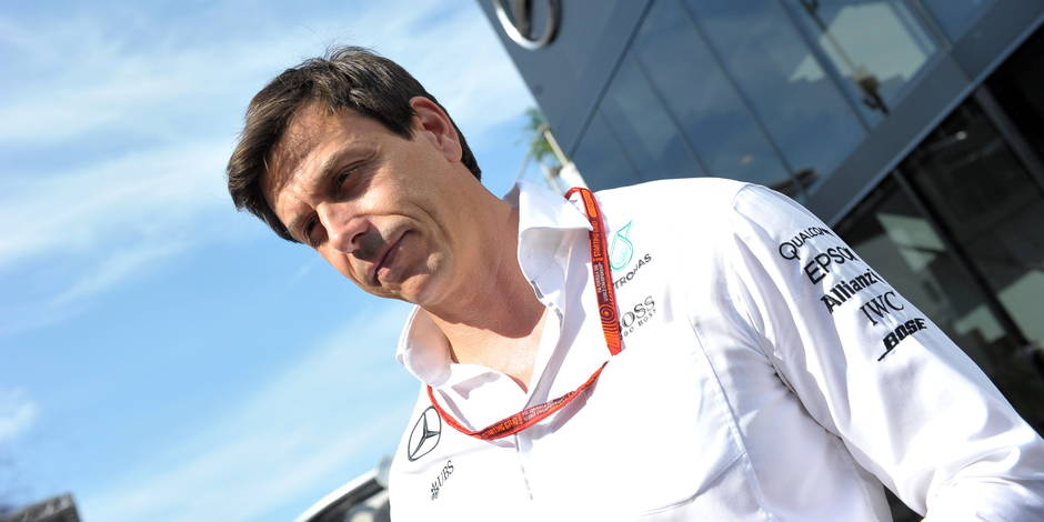 Toto Wolff: « Si McLaren est assez fou pour ne pas prendre Vandoorne en 2017, je le ferai rouler »