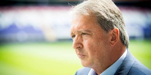 """Van Holsbeeck: """"Cette poule me semble dans nos cordes"""" - La DH"""