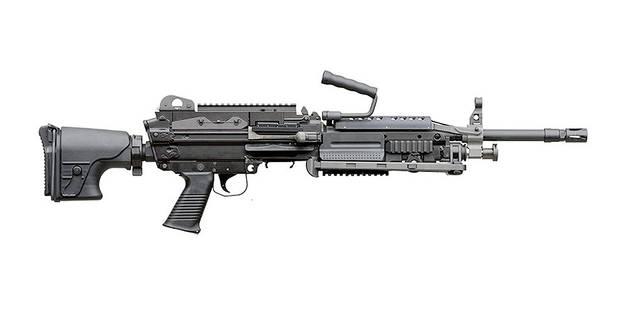 242 nouvelles mitraillettes pour les soldats belges - La DH