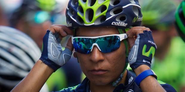 Vuelta: Quintana prend le pouvoir, victoire du Russe Lagutin au sommet de La Camperona - La DH