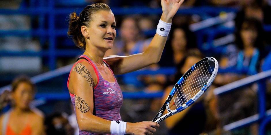 Agnieszka Radwanska s'offre un 19e titre WTA à New Haven