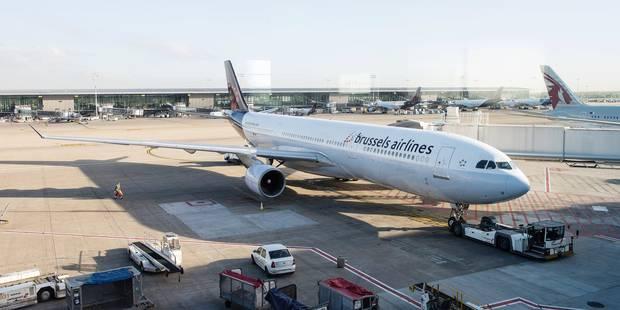 Obsolètes, les A330 de Brussels Airlines - La DH