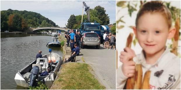 """Anthony, 8 ans, se noie dans la Sambre: """"On ne s'est pas rendu compte tout de suite qu'il était tombé à l'eau"""" - La DH"""