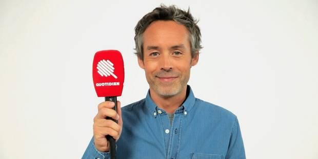 """""""Quotidien"""", son départ de Canal+, Cyrille Eldin: Yann Barthès se livre avant le lancement de son émission - La DH"""