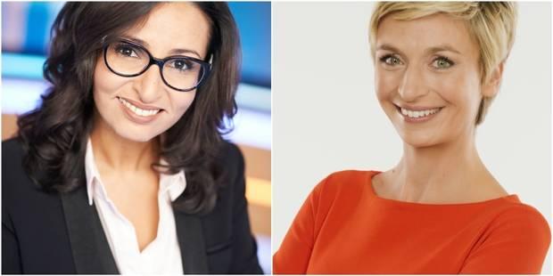 Hakima Darhmouch et Julie Morelle sur Chérie FM - La DH