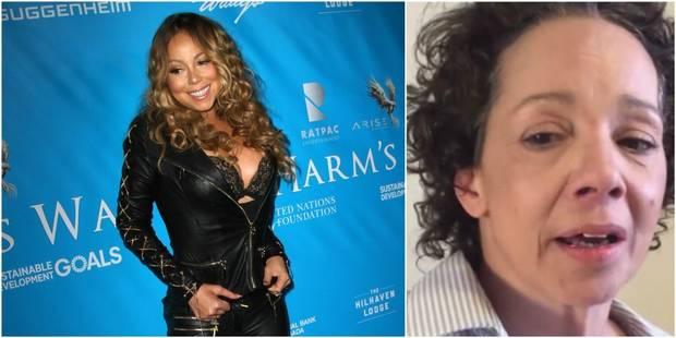 Séropositive, la soeur de Mariah Carey a été arrêtée pour prostitution - La DH