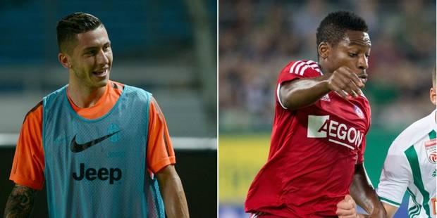 Zulte Waregem recrute deux nouveaux joueurs, dont un de la Juventus Turin - La DH