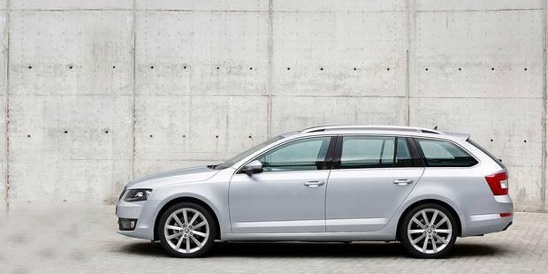 Rentrée en auto: les voitures préférées des familles belges - La DH