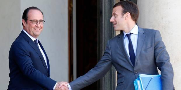 VIDÉO Les sévères charges de Manuel Valls envers Emmanuel Macron