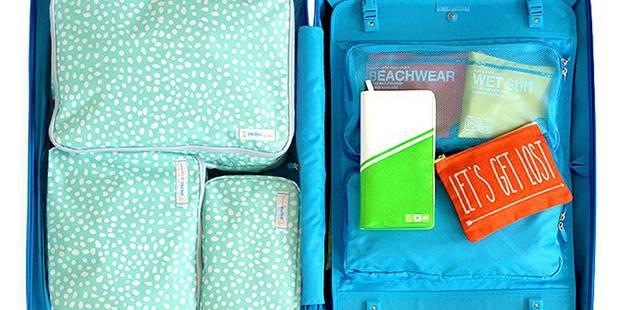 Fermer sa valise n'est plus un casse-tête - La DH
