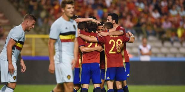 La défaite des Diables rouges vue d'Espagne - La DH