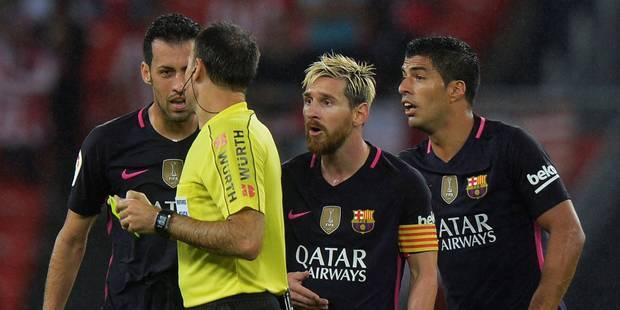 La Liga espagnole prête à tester l'arbitrage vidéo - La DH