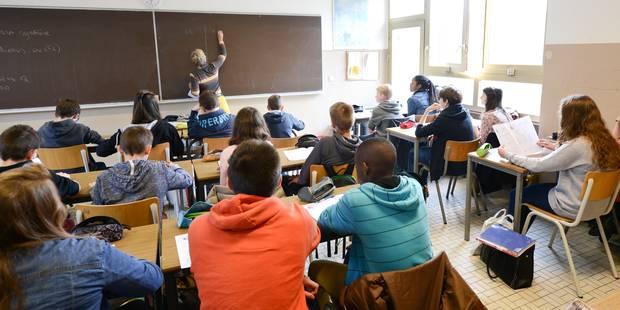 La lettre aux parents qui les invite à délaisser la religion à l'école - La DH