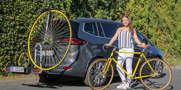 Opel et le vélo, 130 ans déjà! - La DH