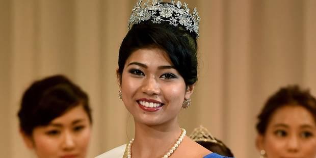 Malgré les préjugés bien ancrés, une métisse à nouveau élue Miss au Japon - La DH
