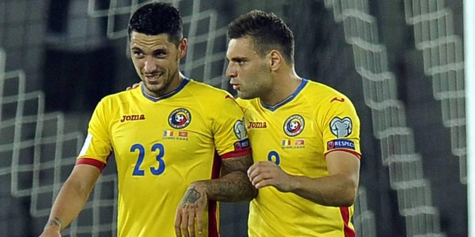 """Stanciu manque un penalty avec la Roumanie: """"J'en avais les larmes aux yeux"""""""