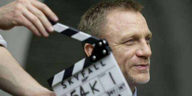 """Daniel Craig va-t-il rempiler pour 2 """"James Bond"""" et 180 millions de dollars ? - La DH"""
