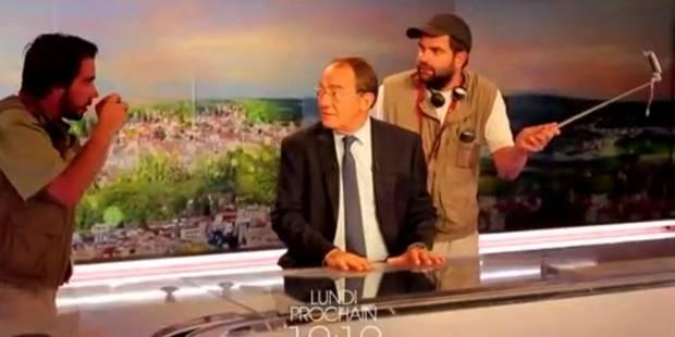 Quand Eric et Quentin se muent en touristes à TF1, les sourires sont garantis (VIDEO) - La DH