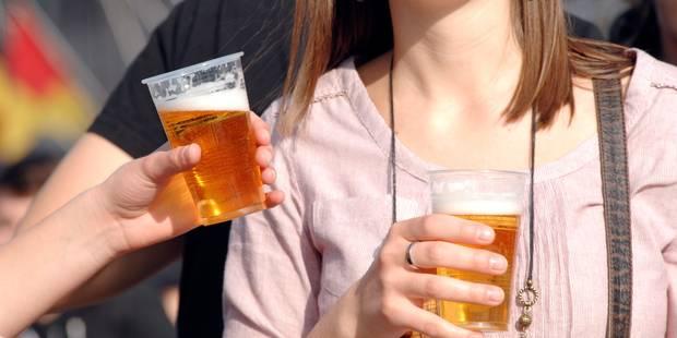 Un étudiant sur quatre est ivre au moins une fois par semaine - La DH