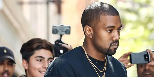 Kanye West se met dans l'illégalité en faisant défiler uniquement des mannequins métisses - La DH