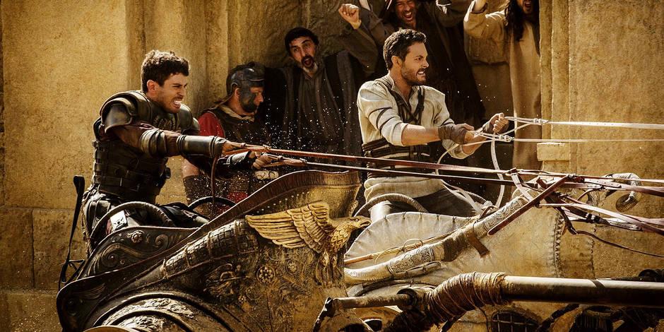 Sorties ciné: Ben-Hur, arrête ton char…