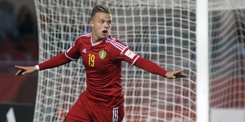 Les juniors belges s'imposent largement contre la République tchèque
