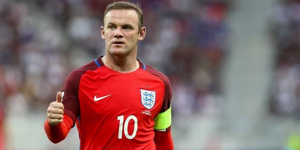 """Un ancien anglais tacle Rooney qui """"aurait dû prendre sa retraite après l'Euro"""" - La DH"""