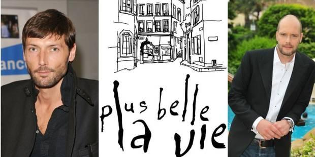 """Découvrez le salaire des comédiens de """"Plus Belle la Vie"""" - La DH"""
