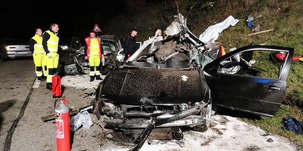 Beaucoup moins d'accidents les nuits de week-end - La DH