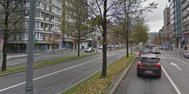 Liège: grave accident boulevard de la Sauvenière - La DH
