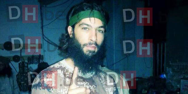 Exclusif: voici Tarik Jadaoun, le nouveau visage de la menace djihadiste en Belgique (VIDEOS) - La DH