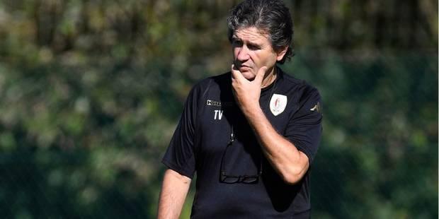 Thierry Verjans entraineur-adjoint de Jankovic au Standard - La DH