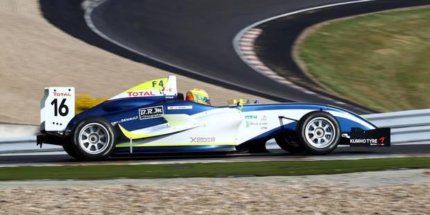 """Magnus: """"Vandoorne en F1, cela fait rêver"""" - La DH"""