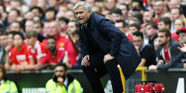 Mourinho fustige ses joueurs après la défaite face à City - La DH