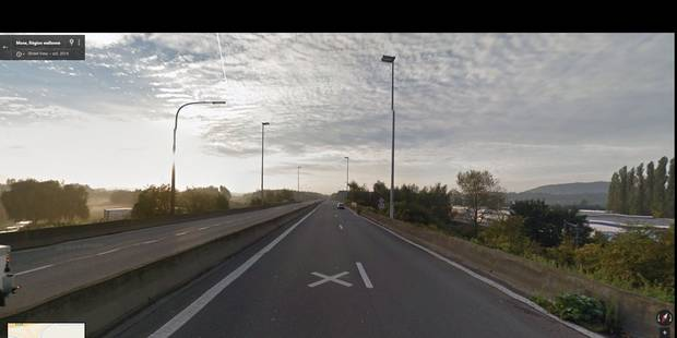 Un accident impliquant un motard provoque des embarras de circulation sur le R5 à Cuesmes