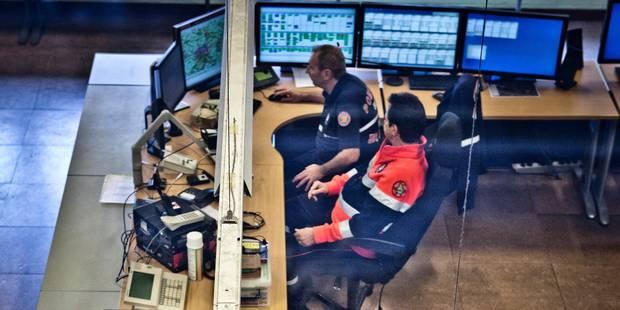 Le 112 traite autant d'appels bidons que d'urgences! - La DH