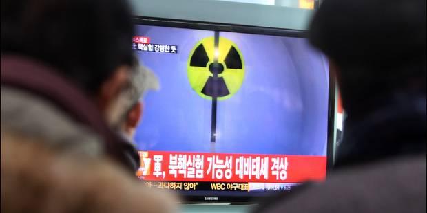 Le 5e essai nucléaire nord-coréen visait les Etats-Unis, selon un haut-fonctionnaire - La DH