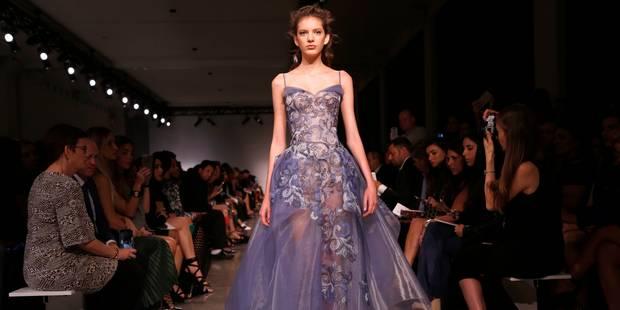 Fashion Week : Zac Posen et l'ultra-féminité - La DH