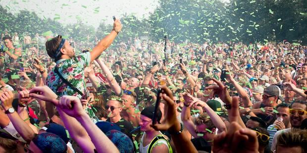 Le festival Tomorrowland à nouveau dédoublé en 2017 - La DH