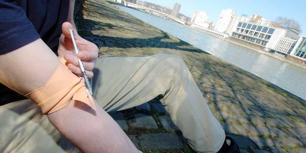 Liège : Pas plus de drogués? mais de la drogue plus forte ! - La DH