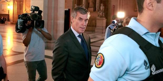 Trois ans de prison requis contre l'ex-ministre français Cahuzac - La DH