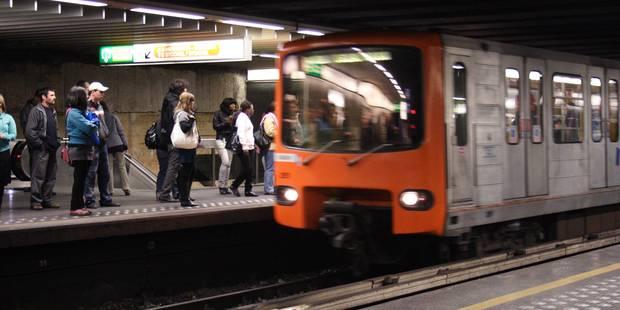 Bruxelles: reprise du trafic sur les lignes de métro 1 et 5 après un décès - La DH