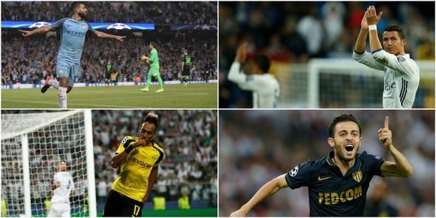 C1: Renversant Real, impressionnants City et Dortmund (PHOTOS) - La DH