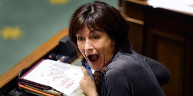 """Laurette Onkelinx fustige la politique """"brutale et violente"""" du gouvernement - La DH"""