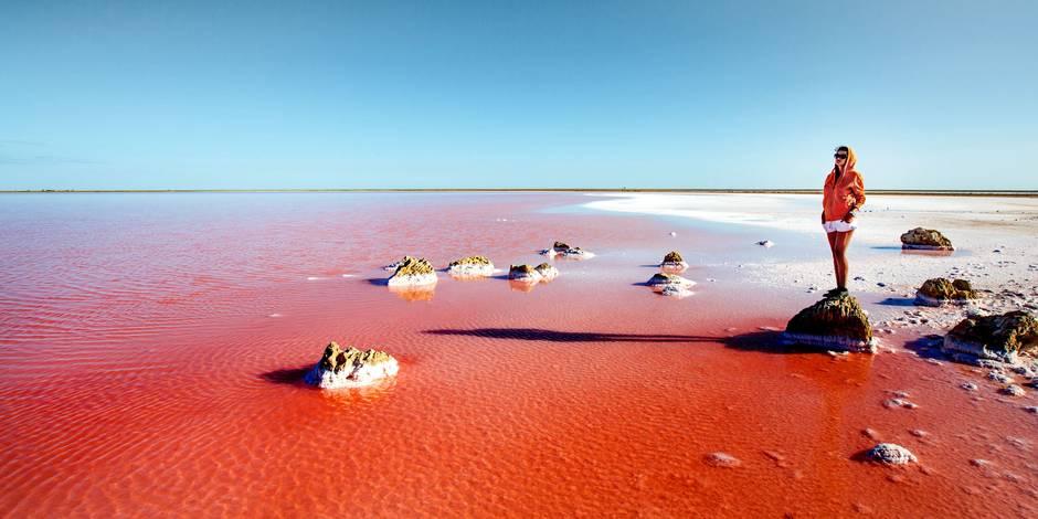 Dix lacs colorés pour s'en mettre plein la vue